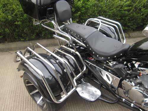 Ice Bear Road Warrior 250-1 Trike