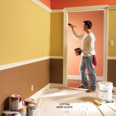 Paint Trim or Walls First? And Other Painting Questions Answered | The Family Handyman
