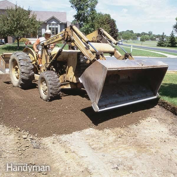 How to Install a Durable Asphalt Driveway The Family Handyman