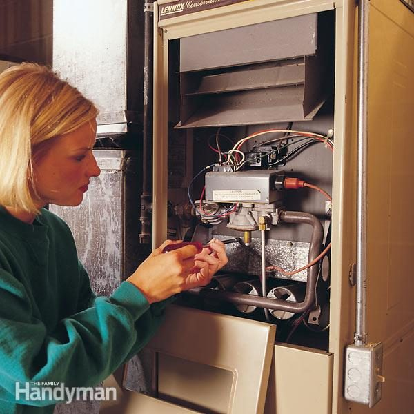 Do It Yourself Furnace Maintenance Will Save A Repair Bill The