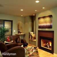 Installing Recessed Lighting for Dramatic Effect | The ...