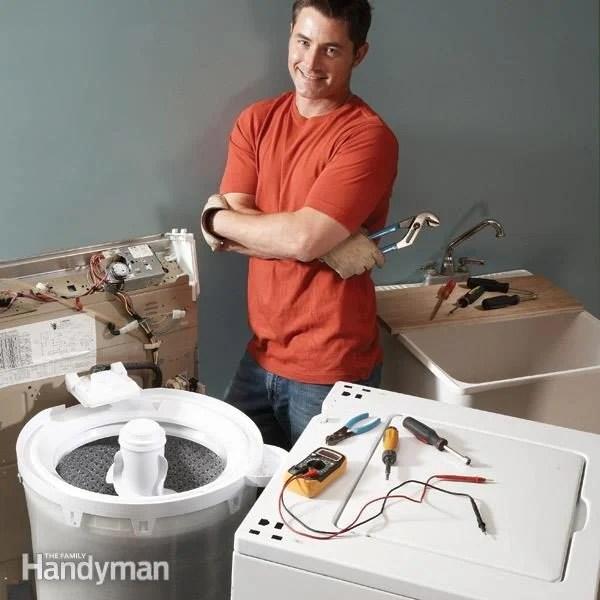 Easy DIY Washing Machine Repair The Family Handyman