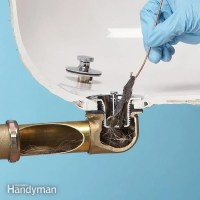 How to unclog a Shower Drain Without Chemicals | The ...