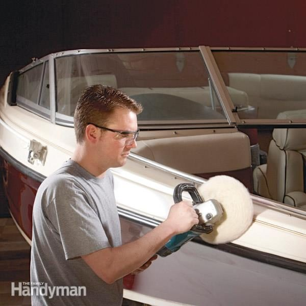 How to Repair Fiberglass on a Boat The Family Handyman