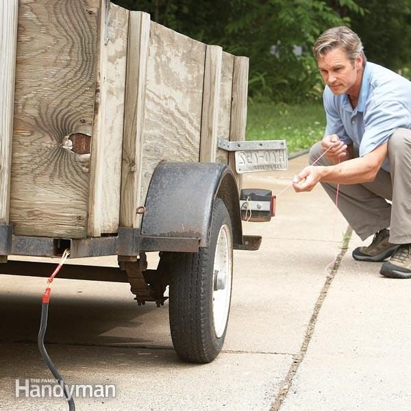 Fix Bad Boat and Utility Trailer Wiring Family Handyman The