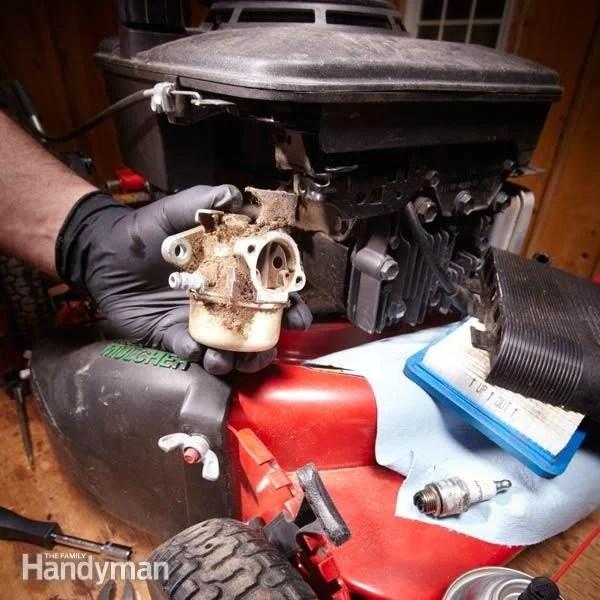 Lawn Mower Won\u0027t Start The Family Handyman