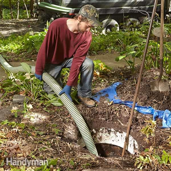 For Stove Schematic Wiring Diagram How Does A Septic Tank Work Family Handyman