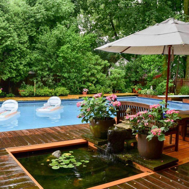 Large Of Amazing Backyards Without Pools
