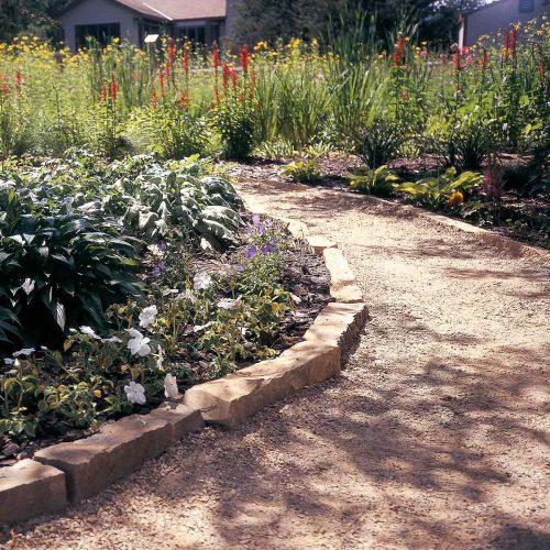 Medium Crop Of Garden Landscape Photos