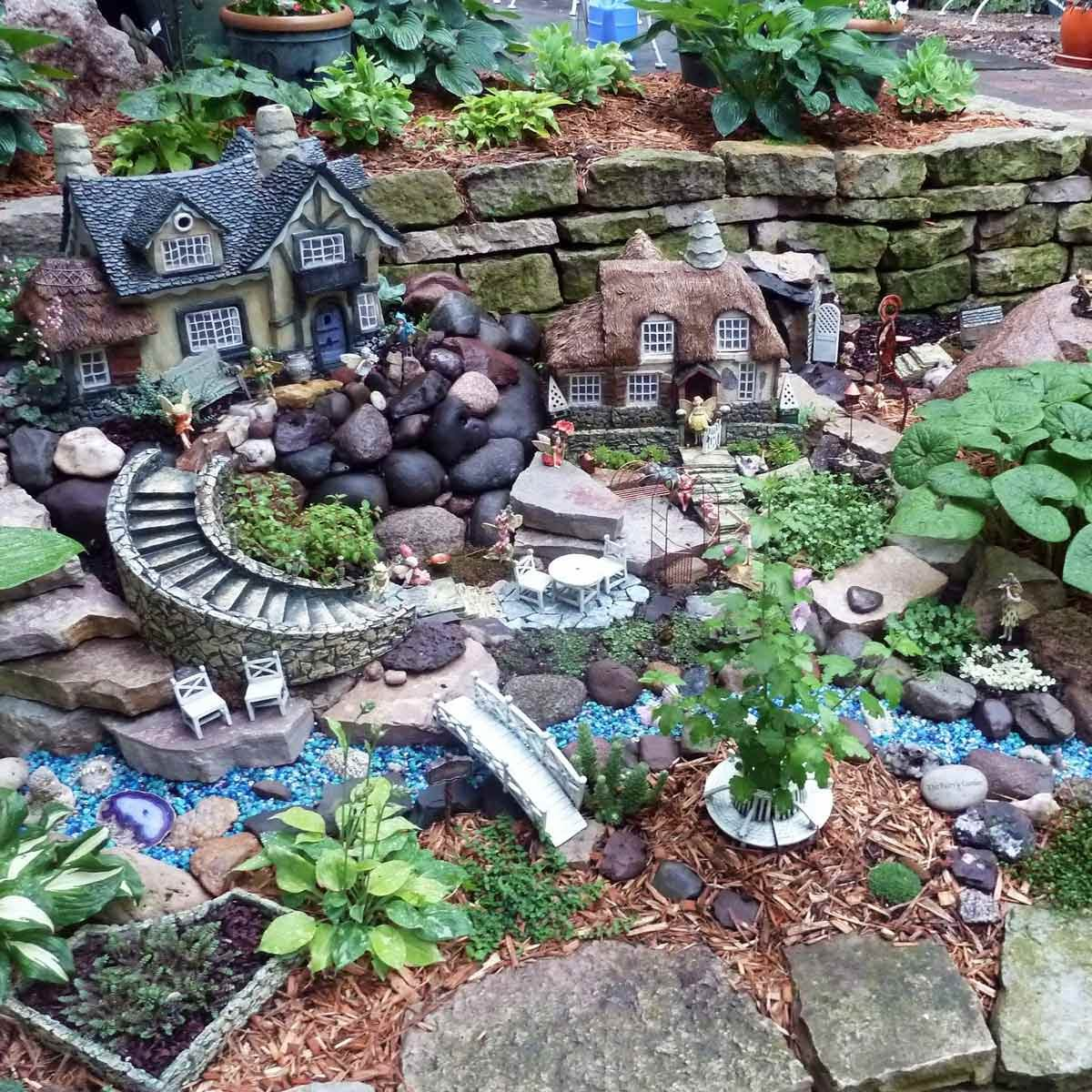 Fullsize Of Fairy Garden Planter Box