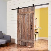 How to Build a Simple Rustic Barn Door  The Family Handyman