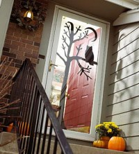 Happy Halloween, With Door Decoration Ideas - family ...