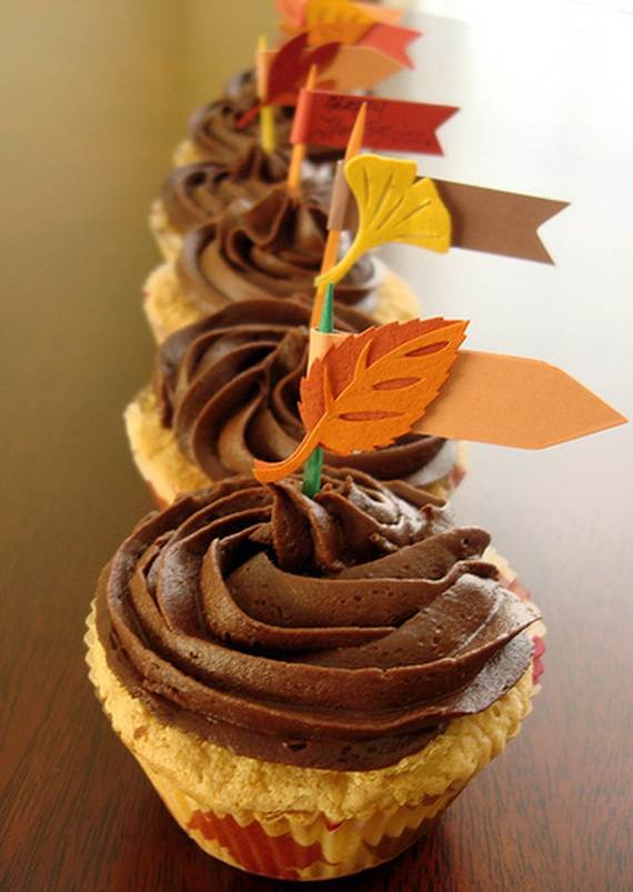 Easy Thanksgiving Cupcake Decorating Ideas Family. SaveEnlarge · Fall Cake Designs Lovetoknow & Easy Thanksgiving Cake Decorating Ideas - Elitflat