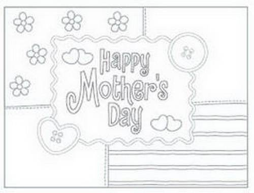 Easy Printable Mothers Day Cards Ideas for Kids - family holidaynet - mother s day cards
