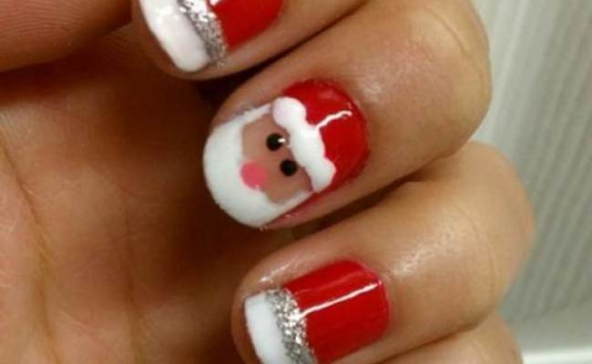Best Easy Simple Christmas Nail Art Designs Ideas Family Holiday Net Guide To Family