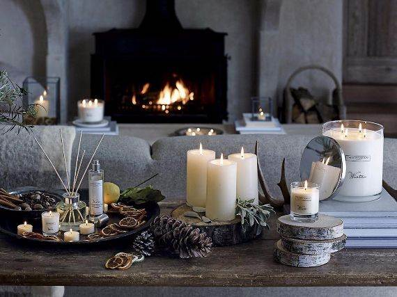 Fall Outdoor Decorations Wallpaper Easy And Elegant Christmas Candle Decorating Ideas