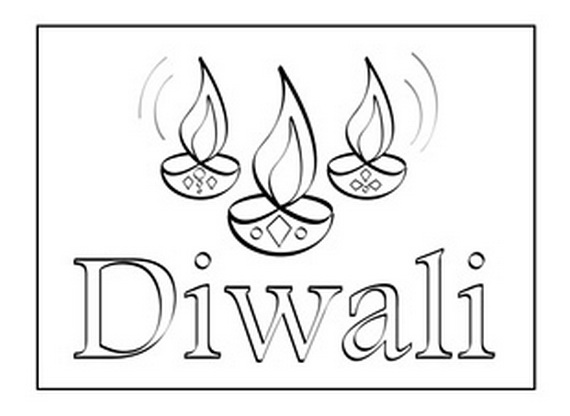 diwali coloring pages for kids printable diwali coloring
