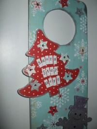 Diy Christmas Door Decorations
