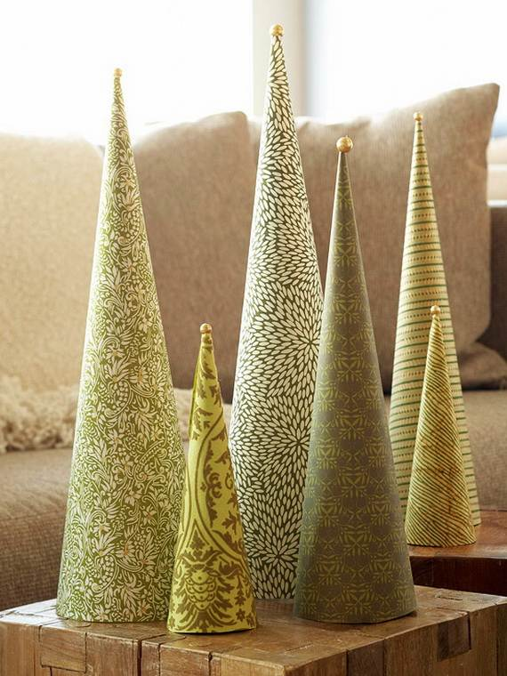 Beautiful Tabletop Christmas Trees Decorating Ideas  Designs