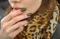 Fashion nails autumn