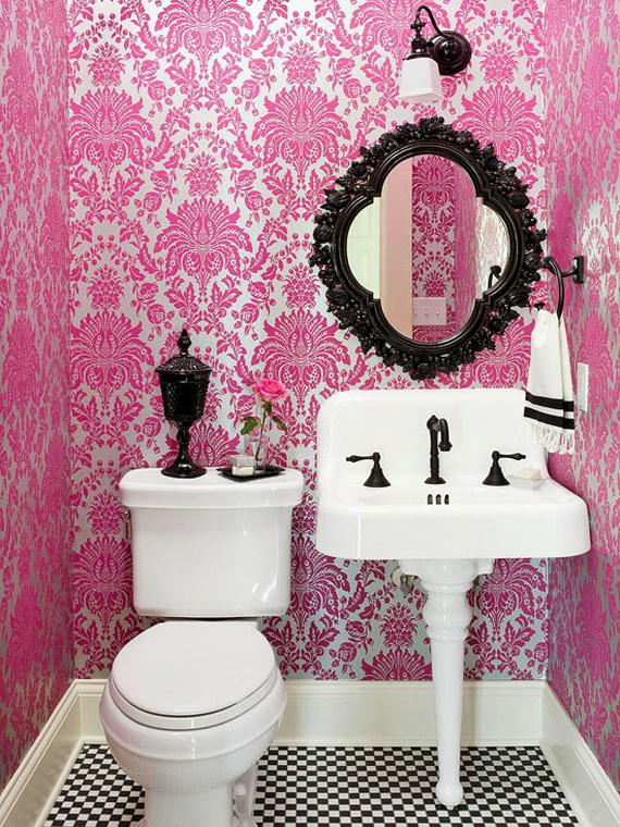 Pink Room Décor Ideas For Valentine'S Day - Family Holiday.Net