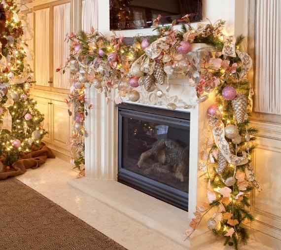 Christmas Mantel Decor Ideas For A Magical Christmas! - family - christmas mantel decor