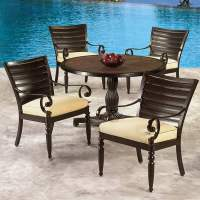 Plantation Cast Dining Patio Furniture by Cast Classics