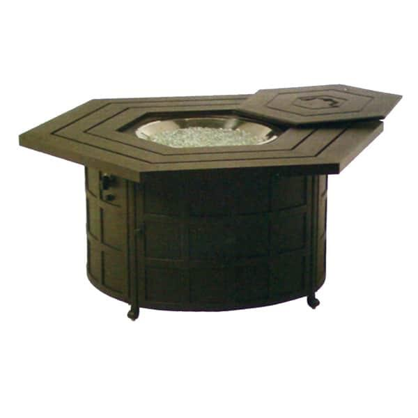 Hanamint Sherwood Hexagon Fire Pit