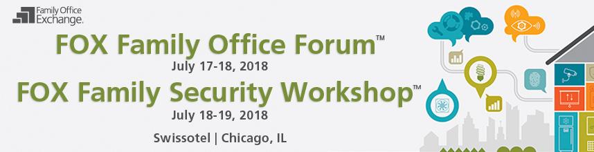 2018 FOX Family Office Forum Agenda Family Office Exchange - family agenda