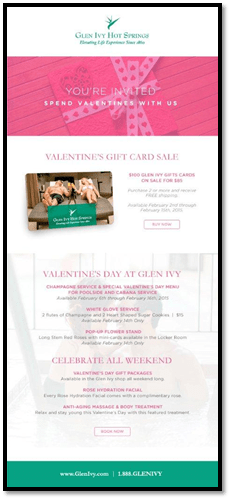 Glen Ivy For Valentine 39 S Day Gift Family Review Guide