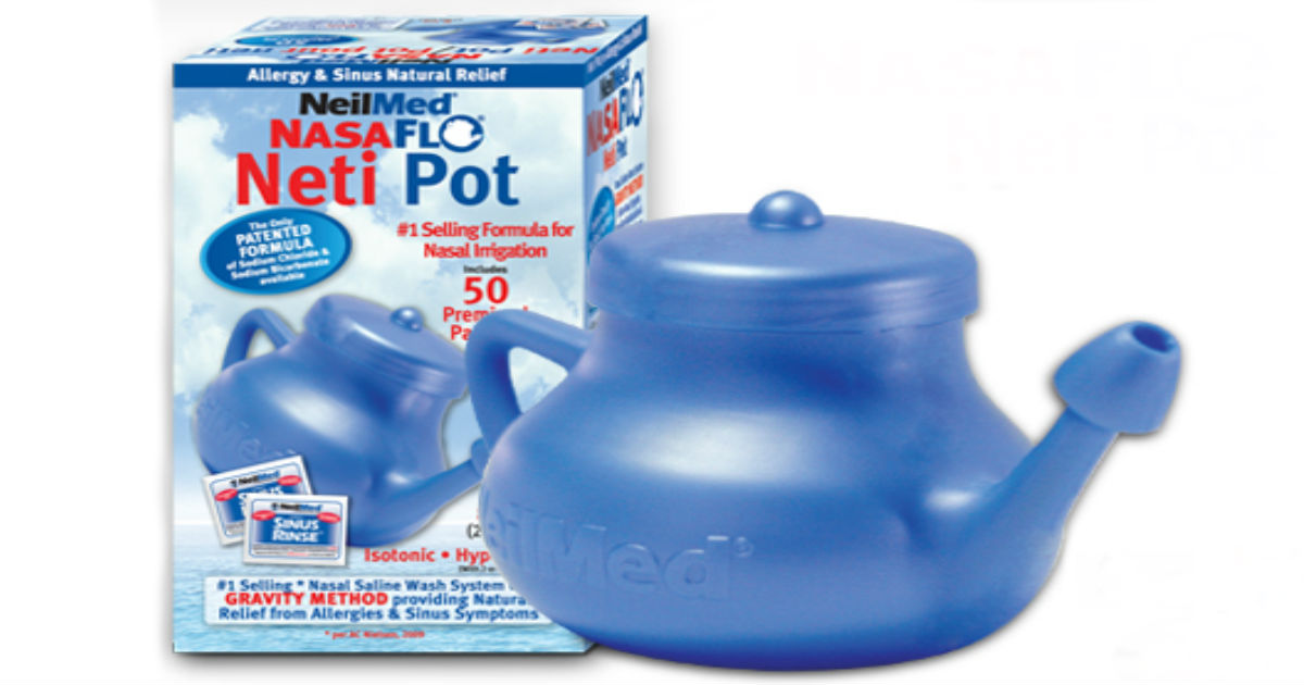 neti pot cvs