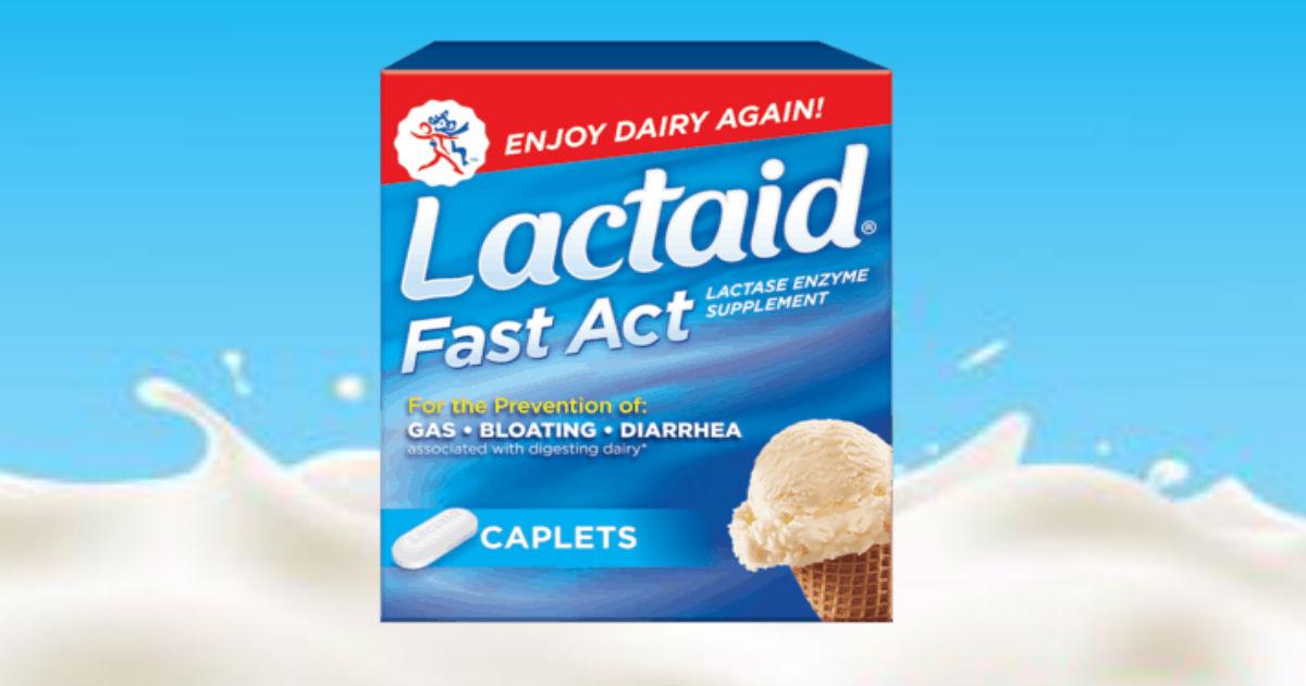 cvs lactaid