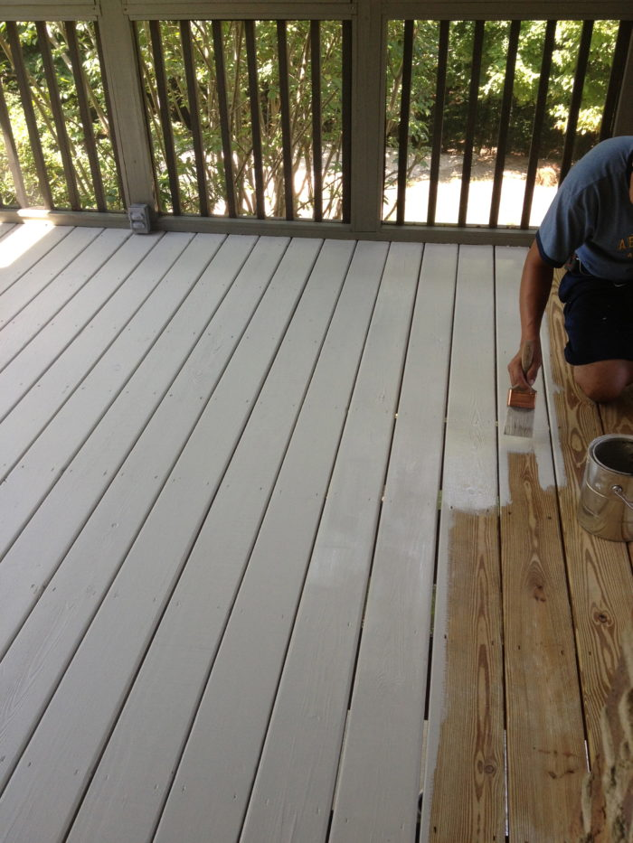 Behr Deck Over Paint Colors
