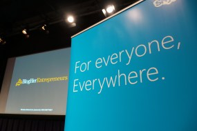 I AM an Entrepreneur: Recap of BlogHer Entrepreneurs Conference