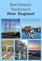 New England Summer Family Vacation