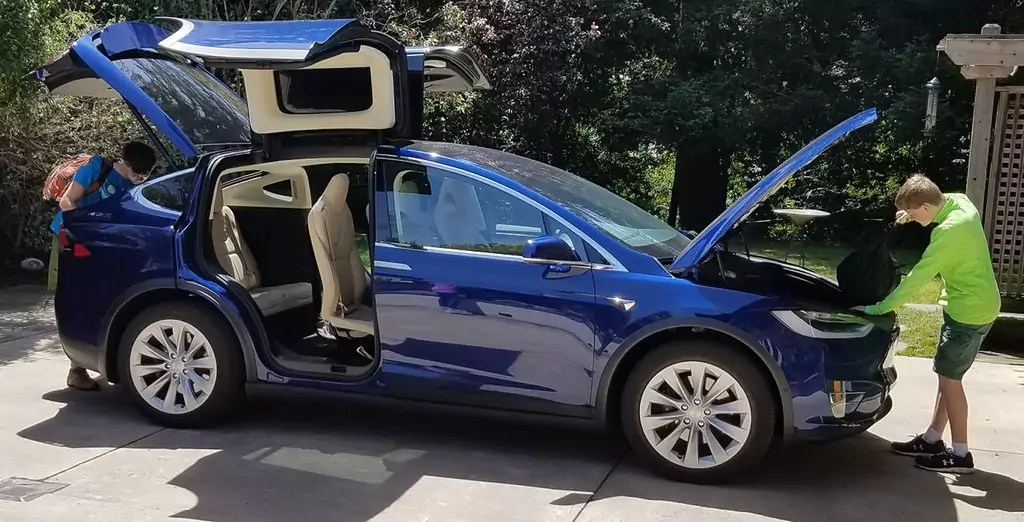 Tesla Model X The Future Of Family Cars Is Already Here