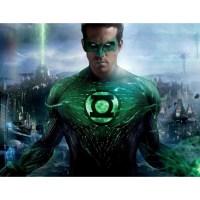 Ryan Reynolds Green Lantern Costume