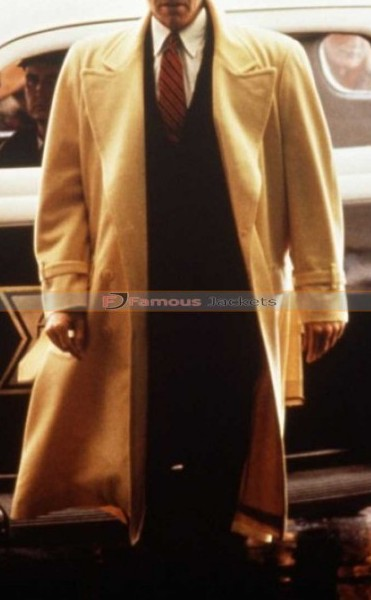 Gillian Anderson The Fall Wallpaper Dick Tracy Warren Beatty Yellow Trench Coat 163 131 Add To