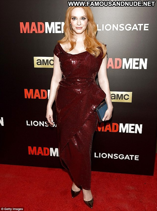 Christina Hendricks Pictures Boobs Celebrity