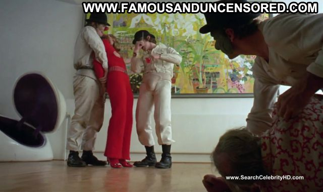 Adrienne Corri Nude Sexy Scene A Clockwork Orange Tied Up