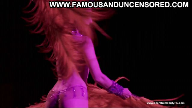 Dita Von Teese Nude Sexy Scene Dancing Showing Ass Brunette
