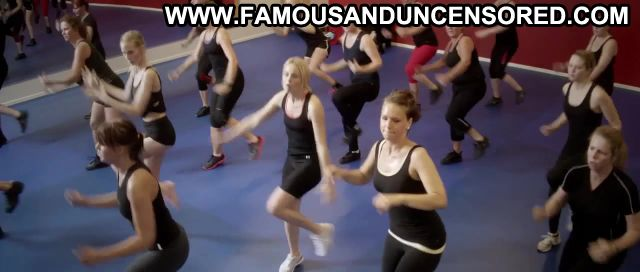 Carolina Gynning Nude Sexy Scene Blondie Spandex Workout Hot