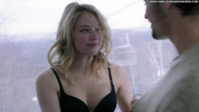 Haley Bennett Nude Sexy Scene Deep Powder Movie American Hot