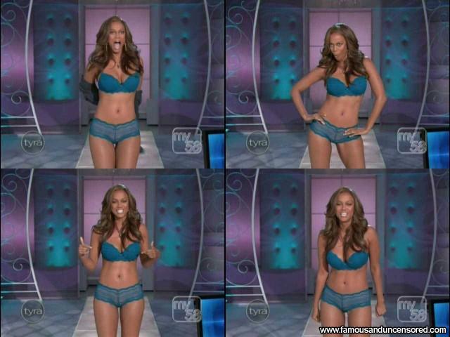 Tyra Banks The Tyra Banks Show Nude Scene Beautiful Sexy