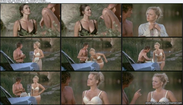 Lynda Carter Bobbie Joe And The Outlaw Nude Scene Beautiful