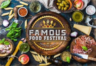Official Site for the Famous Food Festival : Taste The World