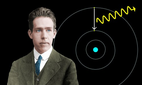 Danish Name Wallpaper 3d Niels Bohr
