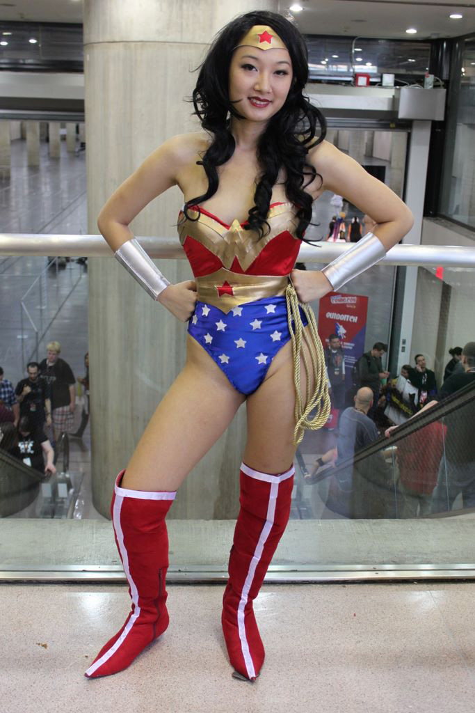 Wallpaper Girl Nerd The Most Sexy Cosplayers At New York Comic Con 187 Fanboy Com