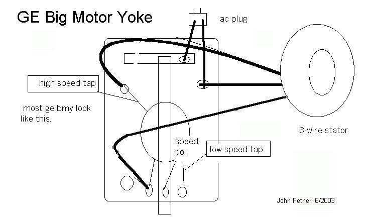 fasco 3 speed motor wiring diagram