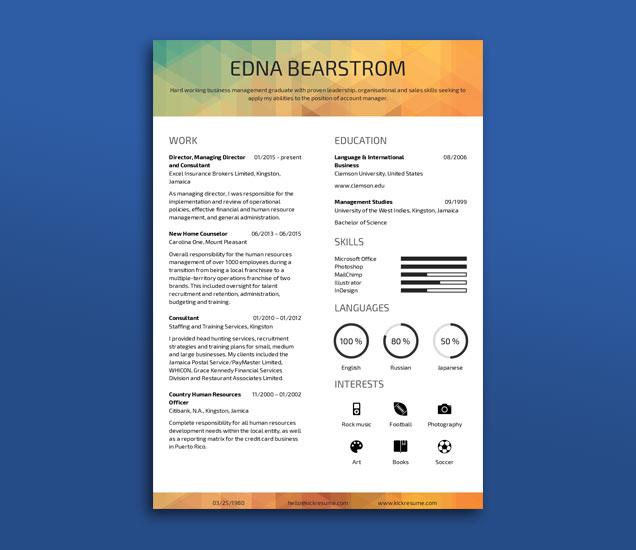 Online Resume Builder \u2013 Fancy Resumes